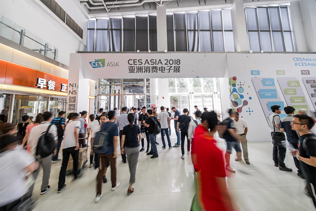 Newsletter Volume 12The Report From CES Asia - Living In